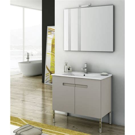 Canapé New York by Modern 32 Inch New York Vanity Set With Ceramic Sink