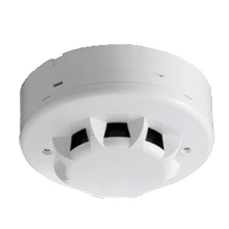 Alarm Deteksi Kebakaran Sensor Detector Smoke Heat Asap Api Panas smoke detector heat detector sensor alarm system indonesia distributor