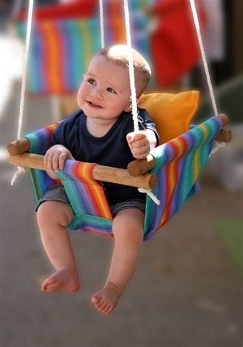 how to make a kids swing diy swing ideas for kids