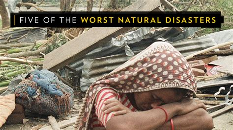 Some Search The World Footage Of Some Of The World S Worst Disasters