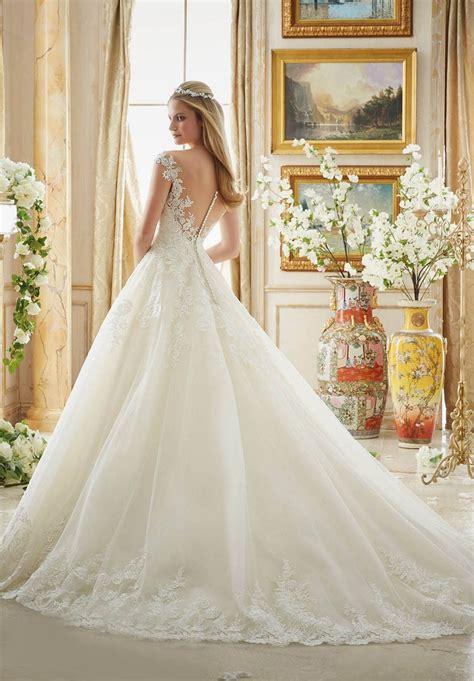 Wedding Dresses Mori by Mori 2889 Wedding Dress Madamebridal