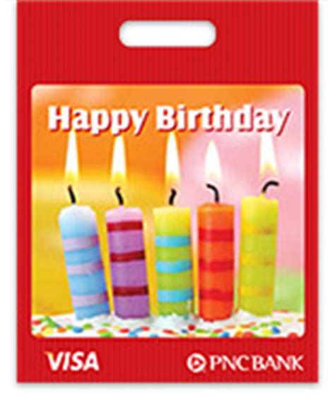 Pnc Gift Card - pnc pnc bank visa gift card