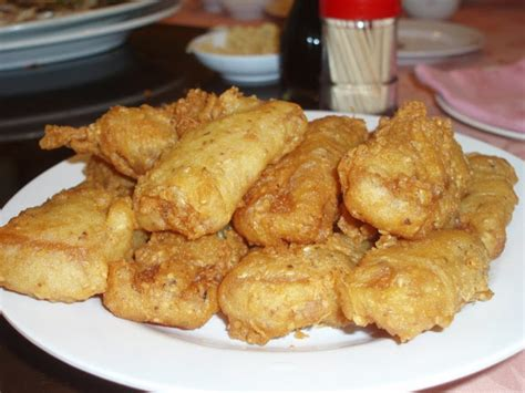 new year fried food my food new year lunch at crc restaurant