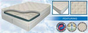 9 quot split king adjustable air bed mattresses w 50 number remote controls ebay