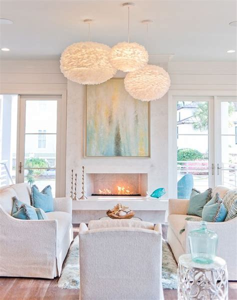 26 Coastal Living Room Ideas: Give Your Living Room An Awe