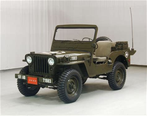 1950s Jeep Jeep History 1950s Jeep Enthusiast