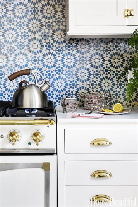 Moroccan Tiles Kitchen Backsplash Others Moroccan Tile Backsplash For Most Decorative Tiling Concerns And Can Be Placed In Any