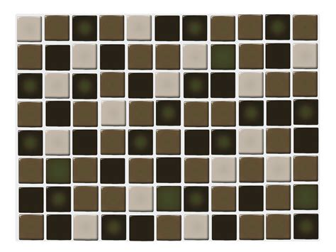 Aufkleber Fliesenoptik by Fliesenaufkleber Klebefliesen Mosaik 16