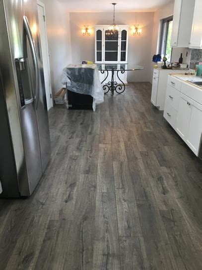 pergo outlast vintage pewter oak  mm thick