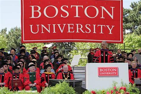 Boston Univsity 2018 Mba by Archives 2010 187 Commencement 2018 Boston