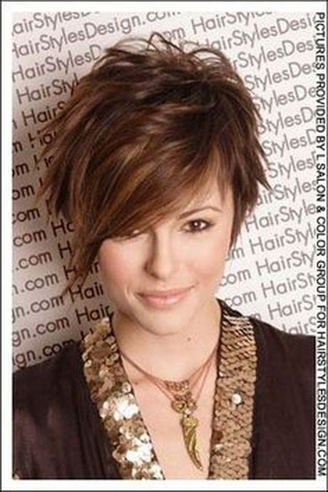 pictures og short hair style for heavy women hairstyles for women over 50 with thick long hair long