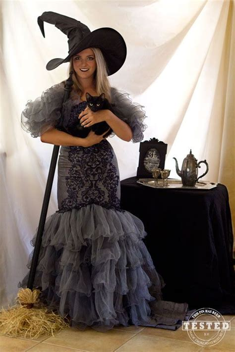 Handmade Witch Costume - best 25 witch costume ideas on