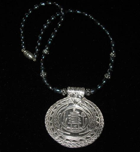 Jewellry By Louise by Asian Medallion Jewelry By Louise Musto Choate
