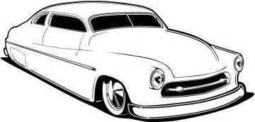 rc car black and white clipart