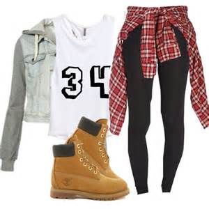 kc undercover polyvore