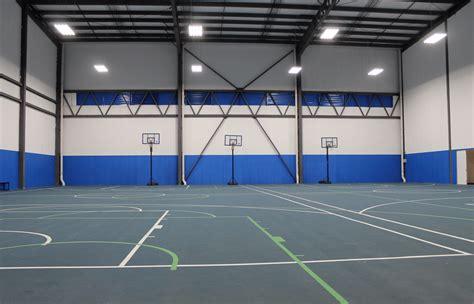 iluminacion gimnasio servicios electropuebla