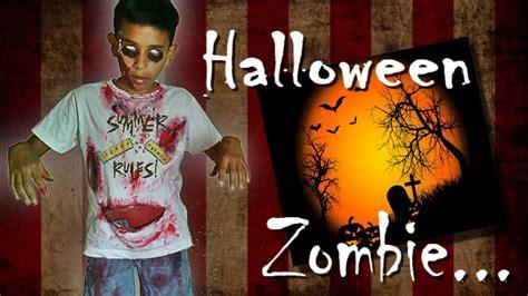 tutorial zombie disfraz disfraz de zombie casero michell rodriguez tutorial