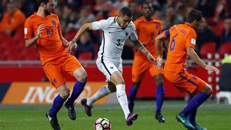 francia mundial 2018 resultado holanda francia clasificaci 243 n mundial rusia