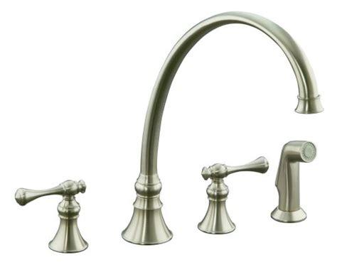 kohler revival faucet repair kitchen diverter valve sink danze kitchen faucets kohler k 16111 4a bn revival