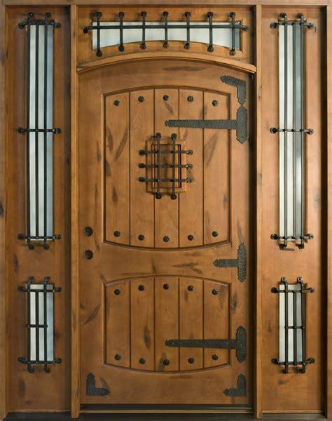 Haustueren Holz by Haust 252 Ren Aus Holz 47 Einzigartige Modelle Archzine Net