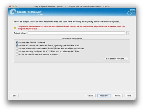 seagate data recovery software full version download seagate file recovery download mac