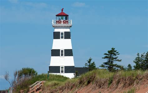 West Point Light by Fast Facts Summerside Port Corporation Inc