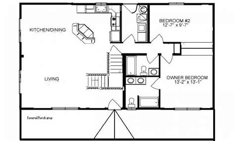 2 bedroom home floor plans rustic cabin floor plans unique house plans 2 bedroom