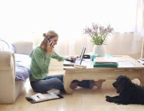 work at home in 5 great habits to adopt when working from home