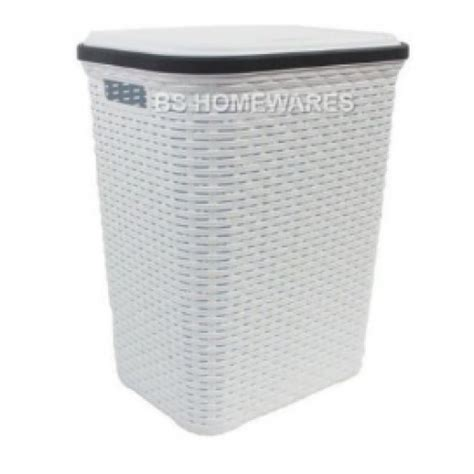 plastic laundry with lid plastic laundry basket with lid modern heavy duty 55