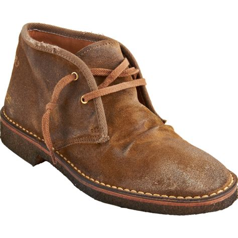 golden goose boots golden goose deluxe brand city chukka boot in brown taupe
