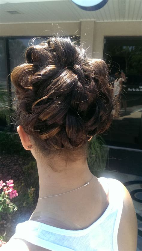 Recital Hairstyles by Formal Hairstyles Trends Hairstyles