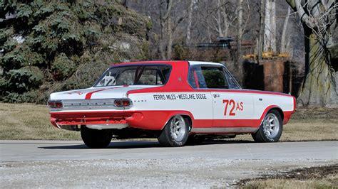 Dodge Race by 1966 Dodge D Dart Lightweight Trans Am Race Car S103