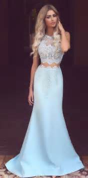 dress light blue 25 best ideas about light blue prom dresses on