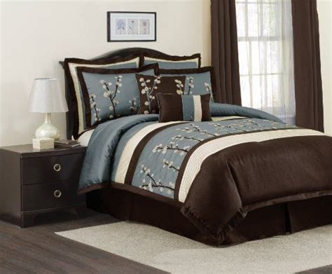 blue and brown bedding sets brown and blue bedding sets brown color combinations