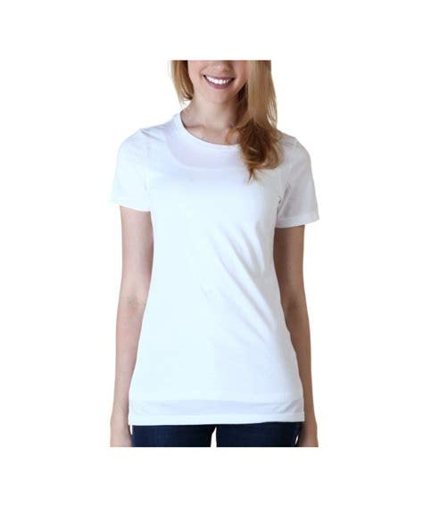 T Shirt Dili White next level white womens t shirt