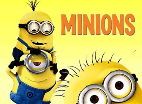 imagenes de minions nueva peli los minions llegan al cine en 2015 cine y televisi 243 n