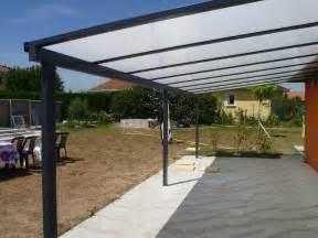 pergola alu classique toiture en polycarbonate 16 mm standard