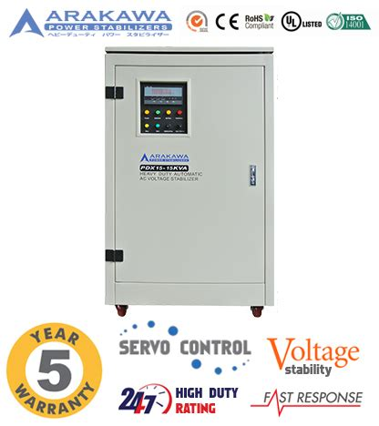 Murah Stabilizer Oki 15 Kva 3 Phase jual stabilizer 15 kva automatic pdx contactless 3 phase series