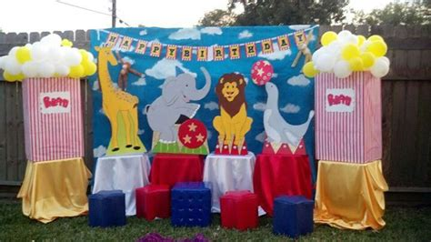 Circus Tent Decorations by Circus Decoration Ideas Circus