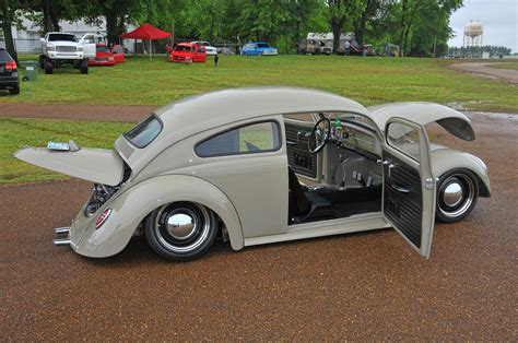 baja bug lowered vw beetle lowered