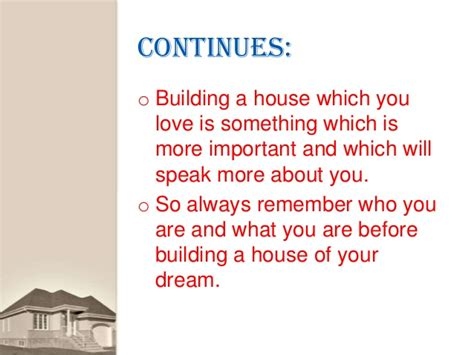 tips for building a house tips for building a house which you will love