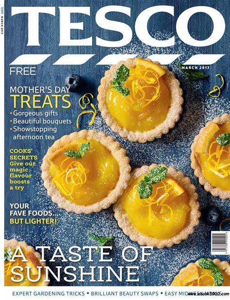 tesco magazine march   ebooks