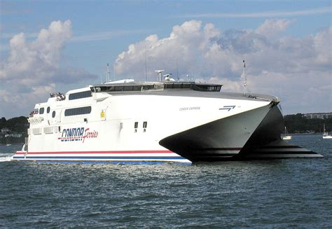 how does a catamaran ferry work catamaran vs ferry ok ferry blog