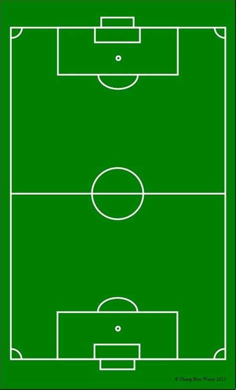 Soccer Field Driverlayer Search Engine Blank Football Field Diagram