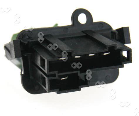 blower motor resistor vw golf car heater module blower motor resistor for vw mk3 golf 1992 1998 ebay