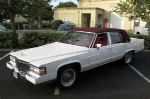 1991 Cadillac Sedan Price 1991 Cadillac Brougham Sedan 4 Door 5 0l For Sale Photos