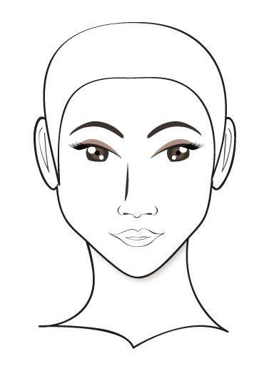 cara membuat alis untuk orang gemuk bentuk alis untuk wajah berbentuk hati celoteh wanita