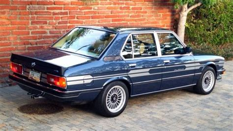 bmw 533i specs bat exclusive pristine 1981 bmw 533i dietel alpina