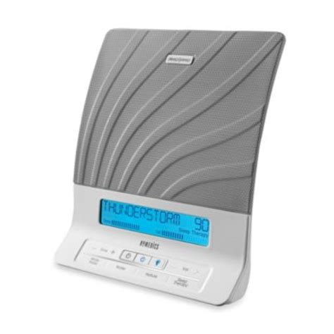bathroom noise machine buy white noise machine from bed bath beyond