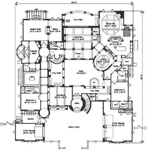 4 bedroom mediterranean house plans 4 bedroom mediterranean house plans 830 luxamcc
